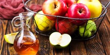 Jablečný ocet – elixír mládí, zdraví a štíhlosti
